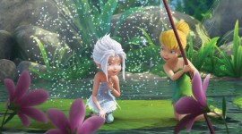 Tinker Bell Desktop Wallpaper HD