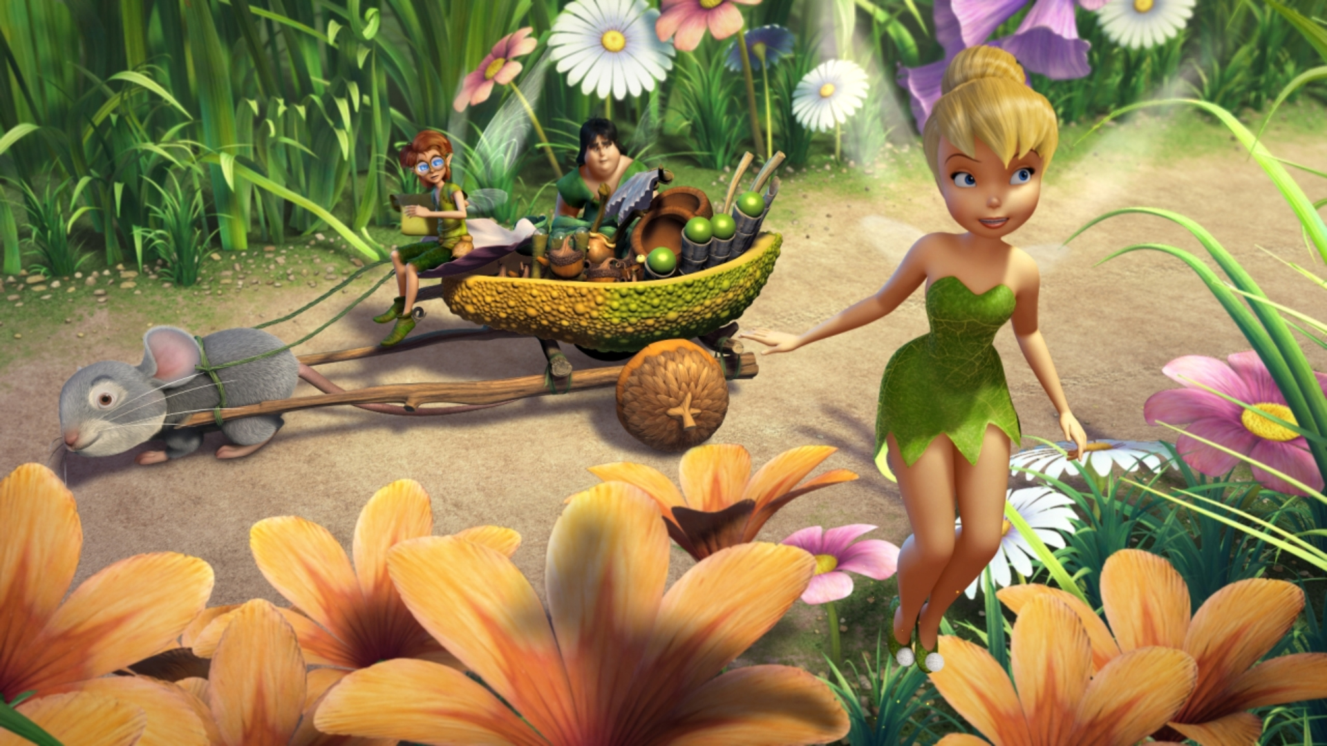 Tinker Bell Wallpapers High Quality Download Free