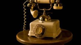 Vintage Phone Best Wallpaper