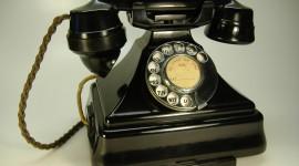 Vintage Phone Photo