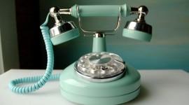 Vintage Phone Photo Free