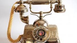 Vintage Phone Wallpaper