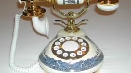 Vintage Phone Wallpaper For Desktop
