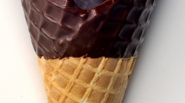 Waffle Cone Wallpaper For IPhone Download