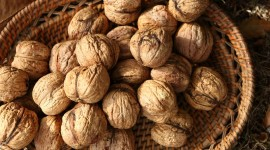 Walnuts Desktop Wallpaper