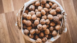 Walnuts Wallpaper Full HD