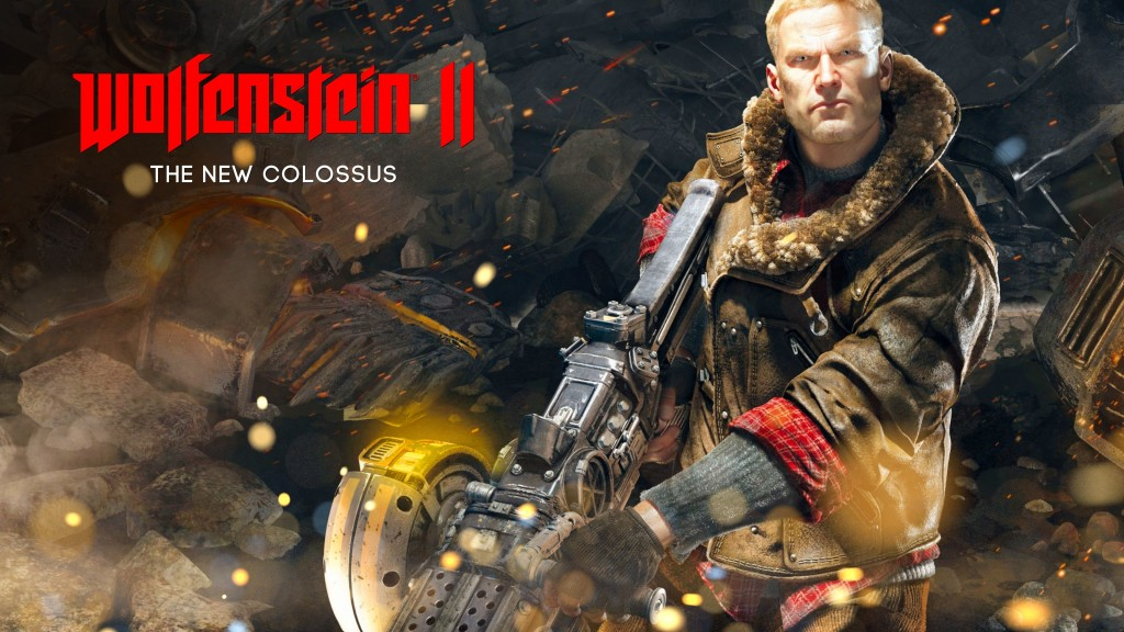 Wolfenstein 2 The New Colossus wallpapers HD
