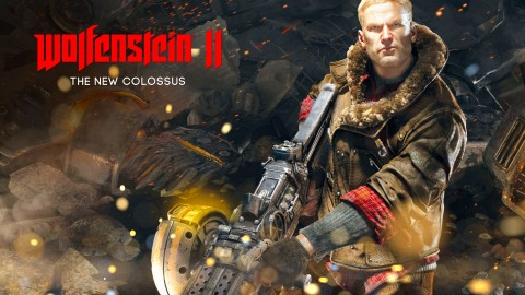 Wolfenstein 2 The New Colossus wallpapers high quality
