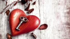 Wooden Heart Best Wallpaper