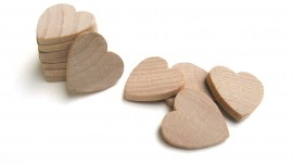 Wooden Heart Photo Free