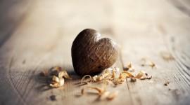 Wooden Heart Wallpaper 1080p
