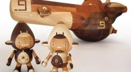Wooden Toys Wallpaper Download