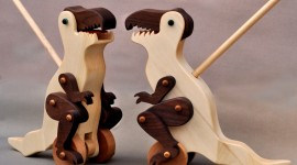 Wooden Toys Wallpaper For PC