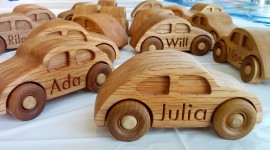 Wooden Toys Wallpaper Free