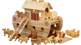 Wooden Toys Wallpaper HQ