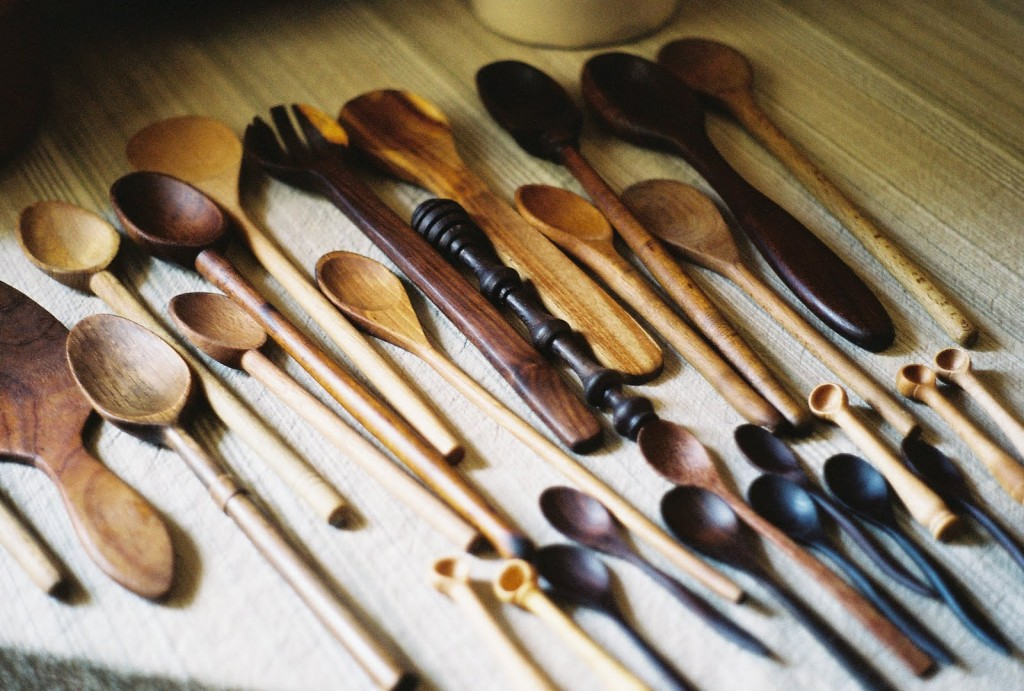 Wooden Utensils Wallpapers High Quality Download Free