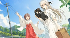 Yosuga No Sora Picture Download