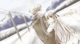 Yosuga No Sora Wallpaper Full HD