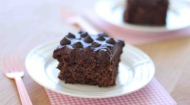 Zucchini In Chocolate Cake Mix Wallpaper