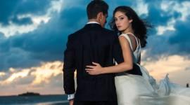 4K Bride Photo