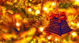 4K Christmas Decorations Photo