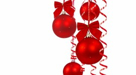 4K Christmas Decorations Photo Download#1