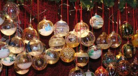 4K Christmas Decorations Photo Download#2