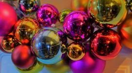 4K Christmas Decorations Photo Download#3