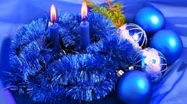 4K Christmas Decorations Photo Free#2