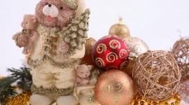 4K Christmas Decorations Photo Free#3