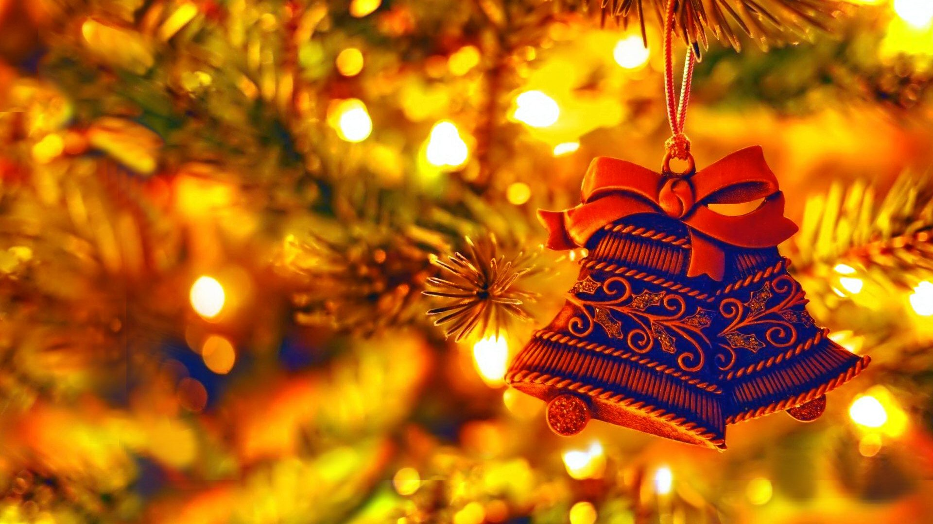 4k christmas decorations wallpapers high quality | download free