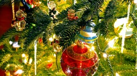 4K Christmas Decorations Photo#1