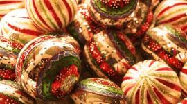 4K Christmas Decorations Wallpaper