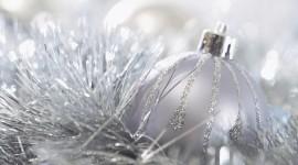 4K Christmas Decorations Wallpaper HQ