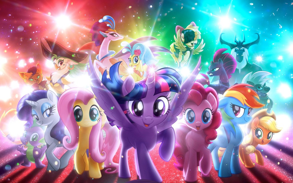 4K My Little Pony wallpapers HD