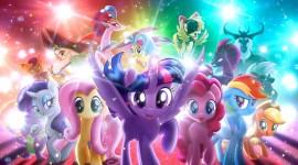4K My Little Pony Best Wallpaper