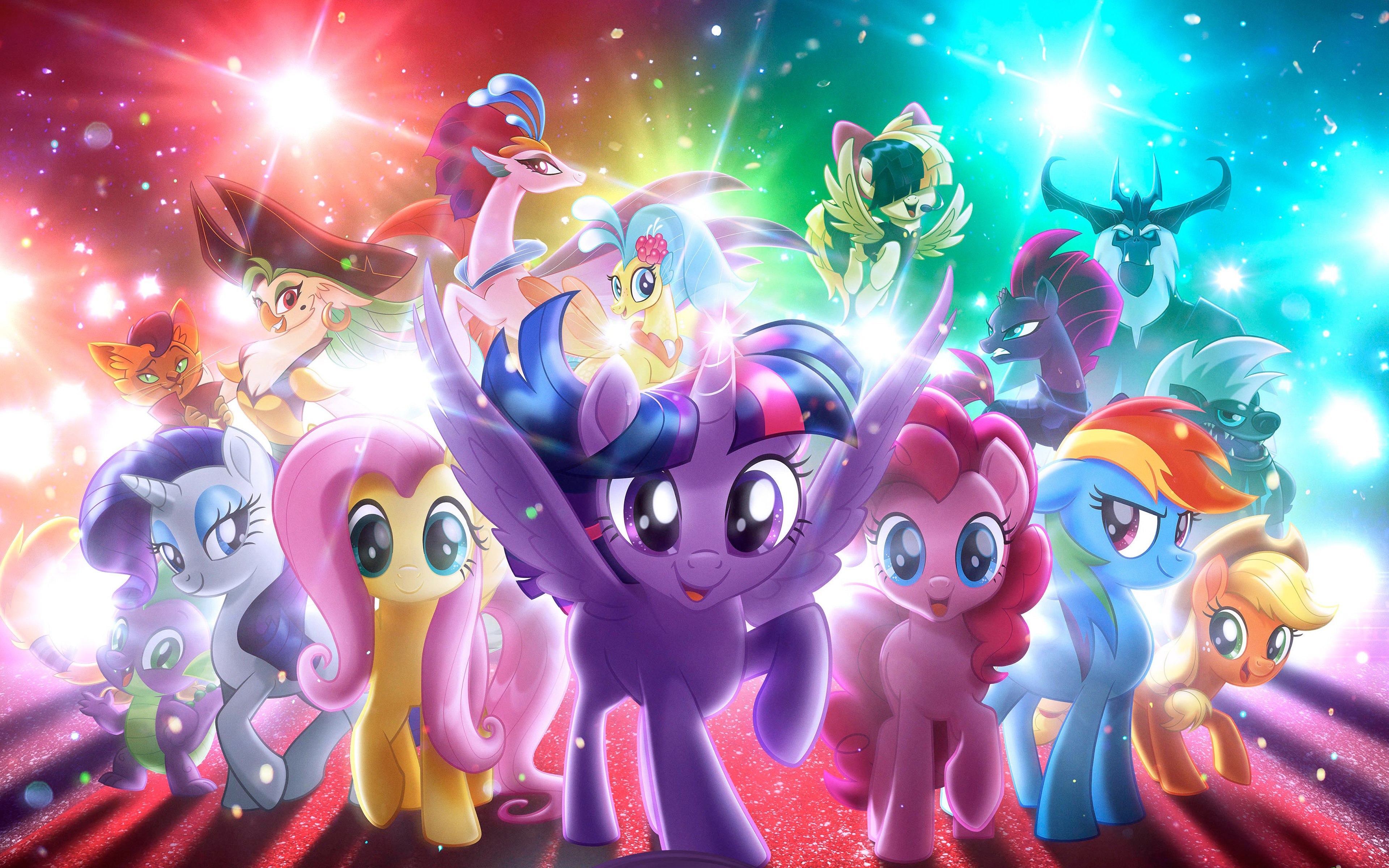 4k my little pony wallpapers high quality  download free