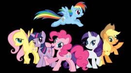 4K My Little Pony Desktop Wallpaper