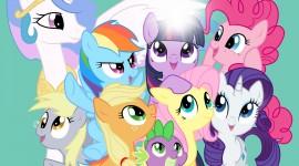 4K My Little Pony Desktop Wallpaper For PC