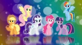 4K My Little Pony Image