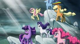4K My Little Pony Wallpaper