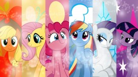 4K My Little Pony Wallpaper Download