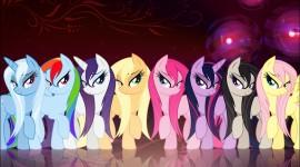 4K My Little Pony Wallpaper For Desktop