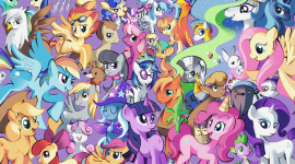 4K My Little Pony Wallpaper Gallery