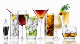 Alcoholic Cocktails Best Wallpaper
