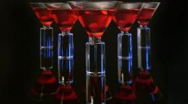 Alcoholic Cocktails Desktop Wallpaper