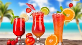Alcoholic Cocktails Wallpaper Download Free