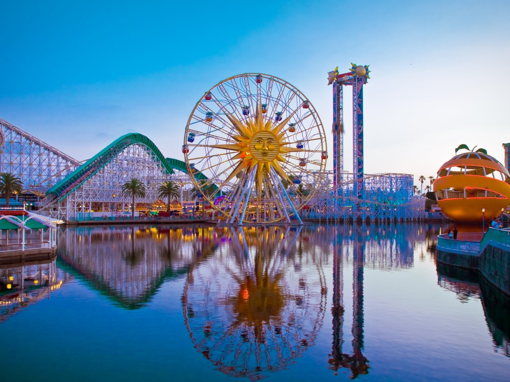 Amusement Park wallpapers HD