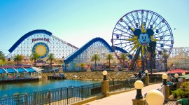 Amusement Park Wallpaper Download