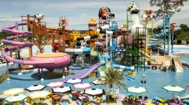 Amusement Park Wallpaper Download Free
